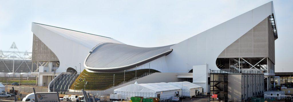 arkitek terkenal di dunia, senibina Olympic Aquatic Centre