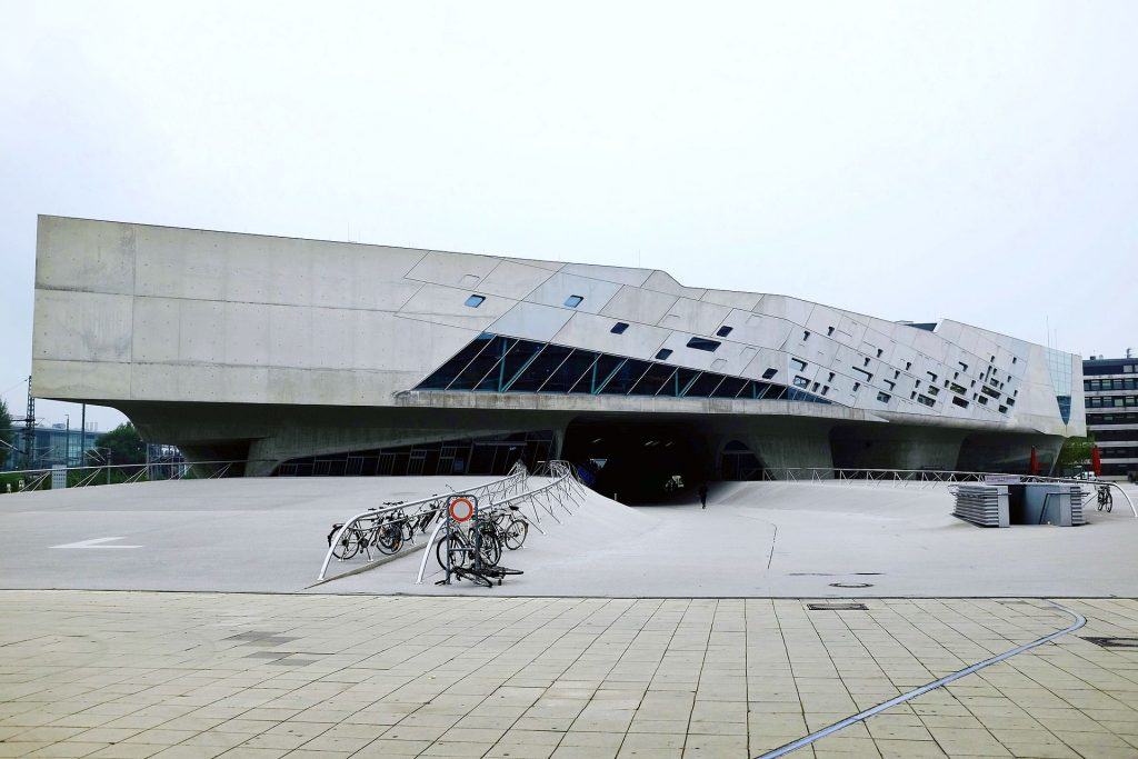 Phaeno Science Center, arkitek terkenal